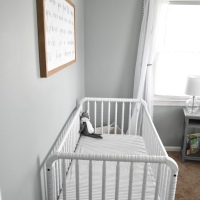 Week 9 Update + Nursery Reveal